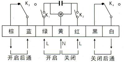 电动风阀执行器 df-a-ii图片
