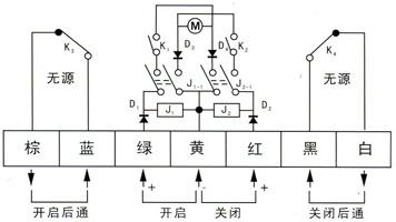 电动风阀执行器 df-d图片