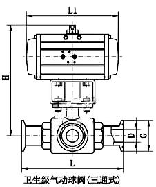进口气动卫生级球阀_2