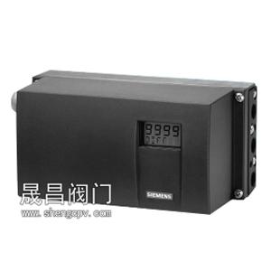 西门子 SIPART PS 智能型电气阀门定位器
