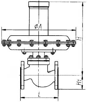 泄氮裝置外形尺寸圖
